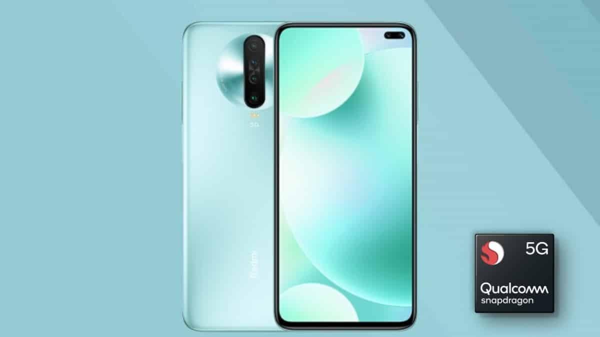 Sforum - Trang thông tin công nghệ mới nhất 1-7 Redmi K30 5G Racing Edition ra mắt: Smartphone đầu tiên dùng Snapdragon 768G, camera selfie kép, sạc nhanh 30W, giá chỉ 6.5 triệu