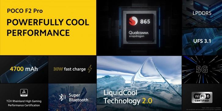 Sforum - Trang thông tin công nghệ mới nhất gsmarena_901 Poco F2 Pro ra mắt: Phiên bản đổi tên của Redmi K30 Pro 5G, giá gần 13 triệu