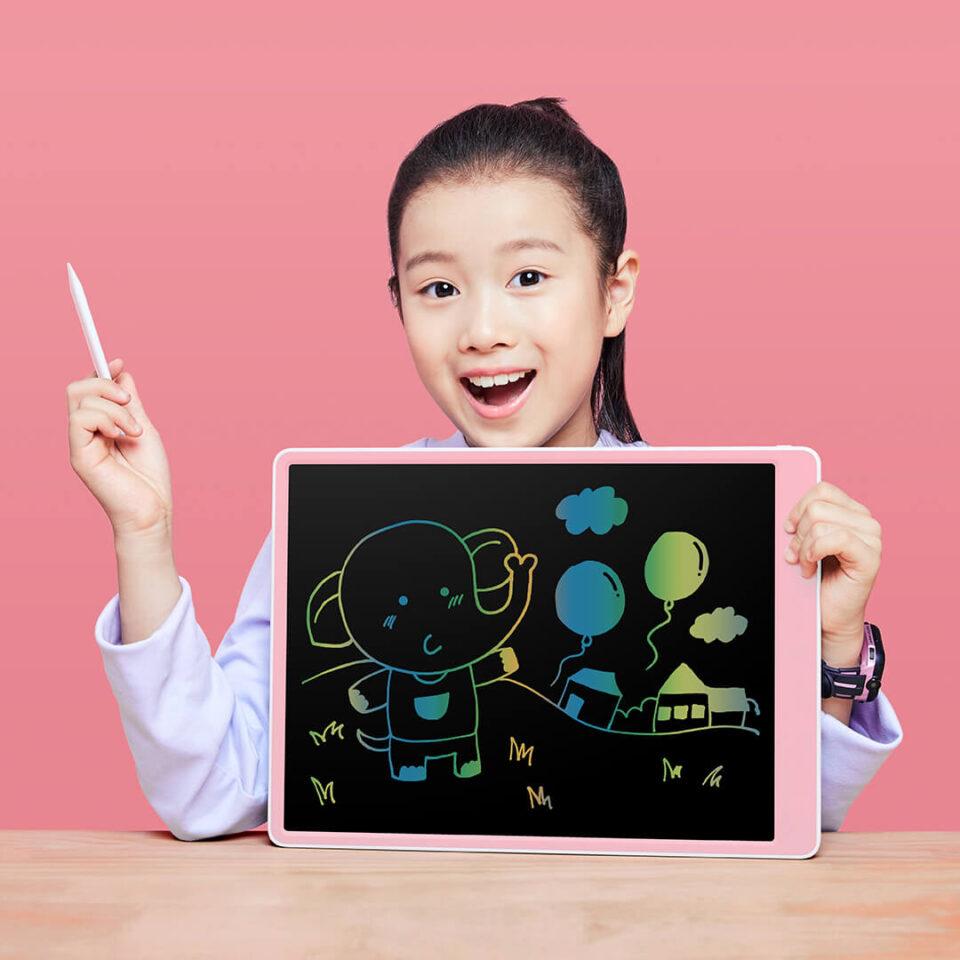 Sforum - Trang thông tin công nghệ mới nhất 87B8383F-8FAF-4DF8-98B6-1C61C6ABA84A-960x960 Xiaomi ra mắt bảng vẽ điện tử Xiaoxun: Màn hình LCD 16 inch, 3 màu mực, giá chỉ 390,000 đồng