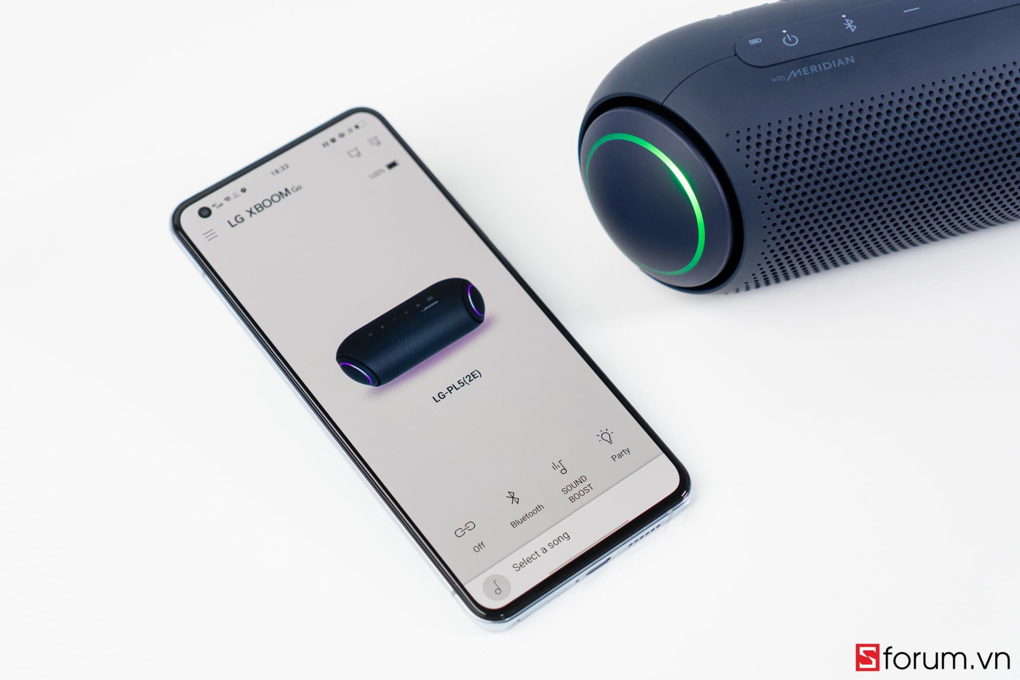 Sforum - Trang thông tin công nghệ mới nhất CPS-LG-xBoom-Go-PL5-9 Đánh giá nhanh LG XBOOM Go PL5: Đối thủ trực tiếp của Sony XB32?