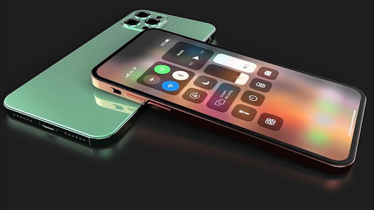 Sforum - Trang thông tin công nghệ mới nhất cell-2 Tất cả các mẫu iPhone 12 đều có thiết kế mặt trước phẳng, không có mặt kính cong 2.5D