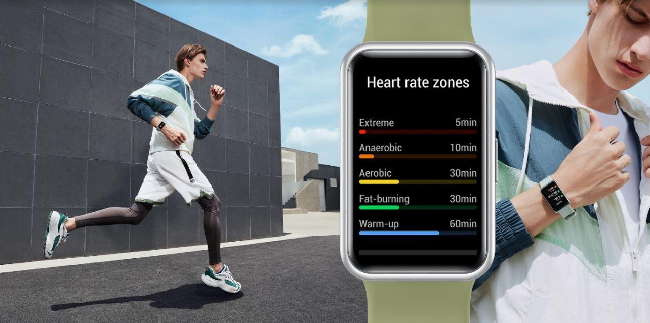 Sforum - Trang thông tin công nghệ mới nhất 1-30 Huawei ra mắt đồng hồ thông minh Huawei Watch Fit tại thị trường Việt Nam với giá hơn 3 triệu đồng, pin trâu, hỗ trợ nhiều tính năng