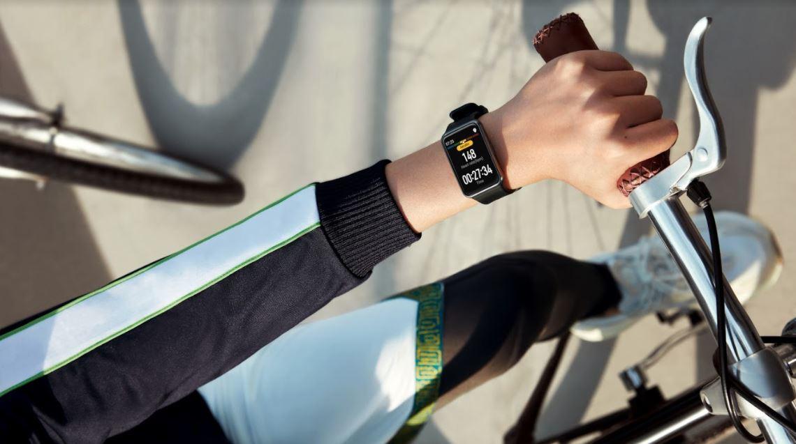 Sforum - Trang thông tin công nghệ mới nhất 4-15 Huawei ra mắt đồng hồ thông minh Huawei Watch Fit tại thị trường Việt Nam với giá hơn 3 triệu đồng, pin trâu, hỗ trợ nhiều tính năng