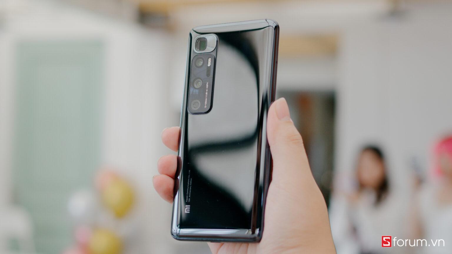 Sforum - Trang thông tin công nghệ mới nhất Mi-10-Ultra-1 So sánh iPhone 12 Pro Max, Xiaomi Mi 10 Ultra và Huawei Mate 40 Pro: Đâu là lựa chọn hợp lý hơn?