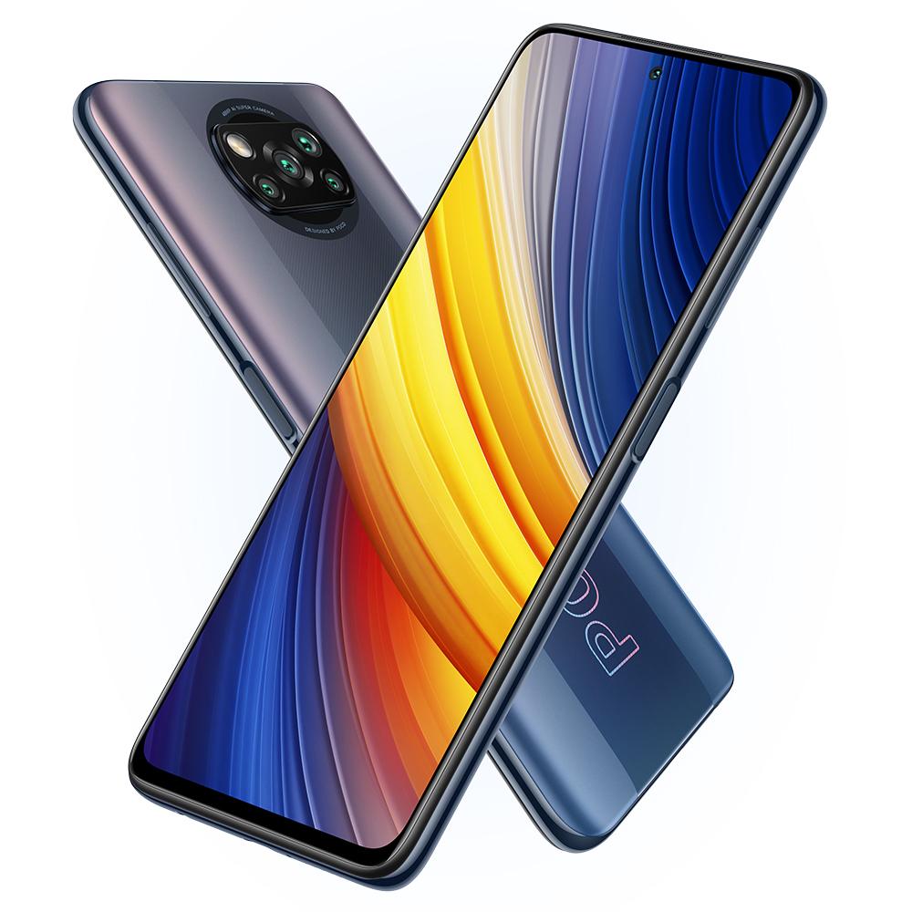 Sforum - Trang thông tin công nghệ mới nhất 3-2-1 POCO X3 Pro ra mắt tại VN: Smartphone đầu tiên trang bị Snapdragon 860, giá chỉ từ 6.99 triệu đồng