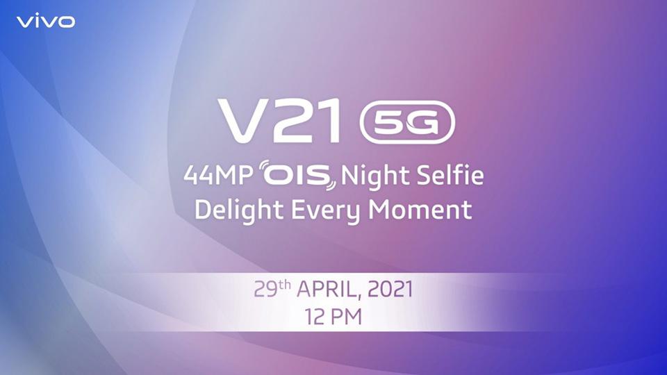 Sforum - Trang thông tin công nghệ mới nhất thong-tin-Vivo-V21-5G-4 Vivo V21 5G lộ ảnh báo chí chính thức với màn hình giọt nước, 3 camera sau hình chữ nhật
