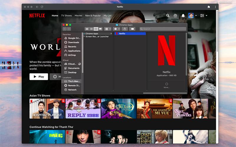 Sforum - Trang thông tin công nghệ mới nhất 4-51 Tạo phím tắt truy cập cho website yêu thích trên MacBook cực dễ
