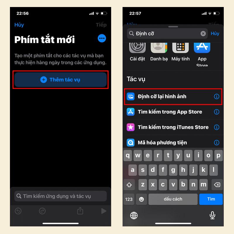 Sforum - Trang thông tin công nghệ mới nhất 2-3 Hướng dẫn thay đổi kích thước ảnh trên iPhone, iPad và MacBook trong một nốt nhạc