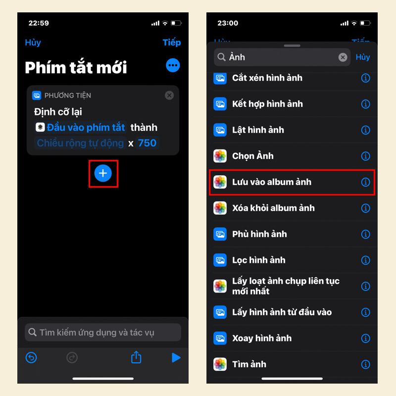 Sforum - Trang thông tin công nghệ mới nhất 5-2 Hướng dẫn thay đổi kích thước ảnh trên iPhone, iPad và MacBook trong một nốt nhạc