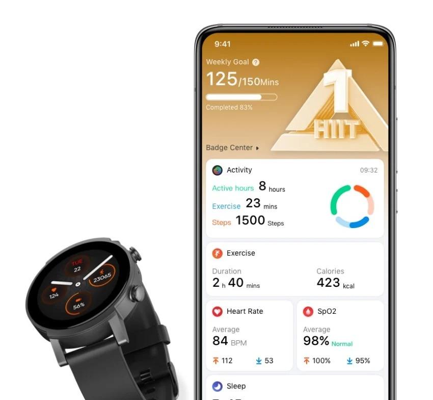 Sforum - Trang thông tin công nghệ mới nhất TicWatch-App-redesigned Huawei ra mắt Watch 3 và Watch 3 Pro tại Việt Nam: Hỗ trợ eSIM, hơn 100 chế độ tập luyện, giá chỉ từ 9.9 triệu đồng