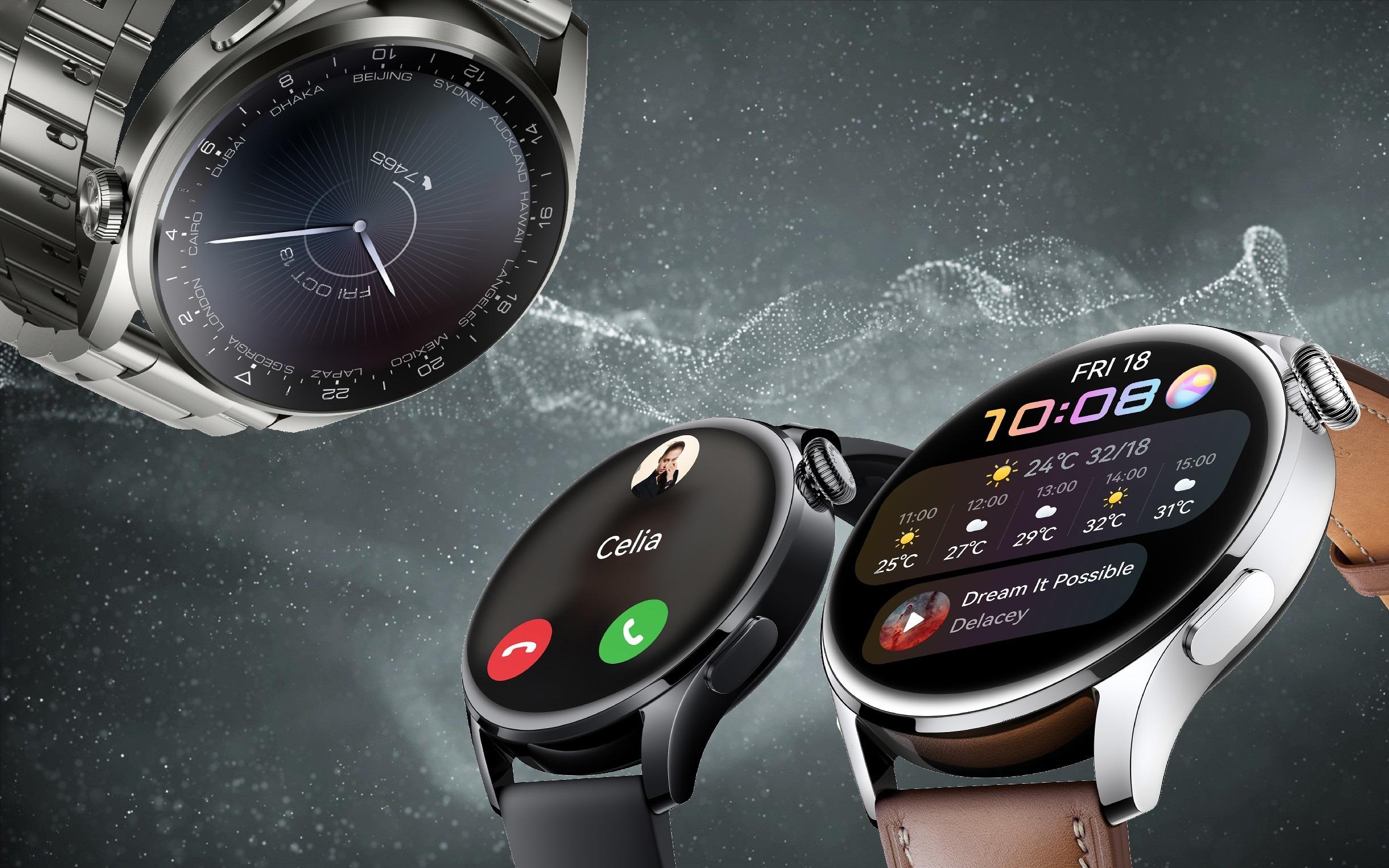 Sforum - Trang thông tin công nghệ mới nhất gsmarena_000 Huawei ra mắt Watch 3 và Watch 3 Pro tại Việt Nam: Hỗ trợ eSIM, hơn 100 chế độ tập luyện, giá chỉ từ 9.9 triệu đồng
