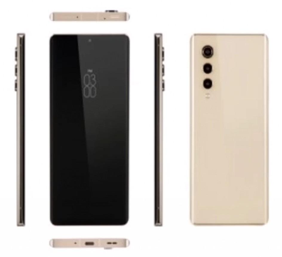 Sforum - Trang thông tin công nghệ mới nhất gsmarena_001-3 Rò rỉ thông số kĩ thuật LG Velvet 2 Pro: Snapdragon 888, nút bấm cảm ứng