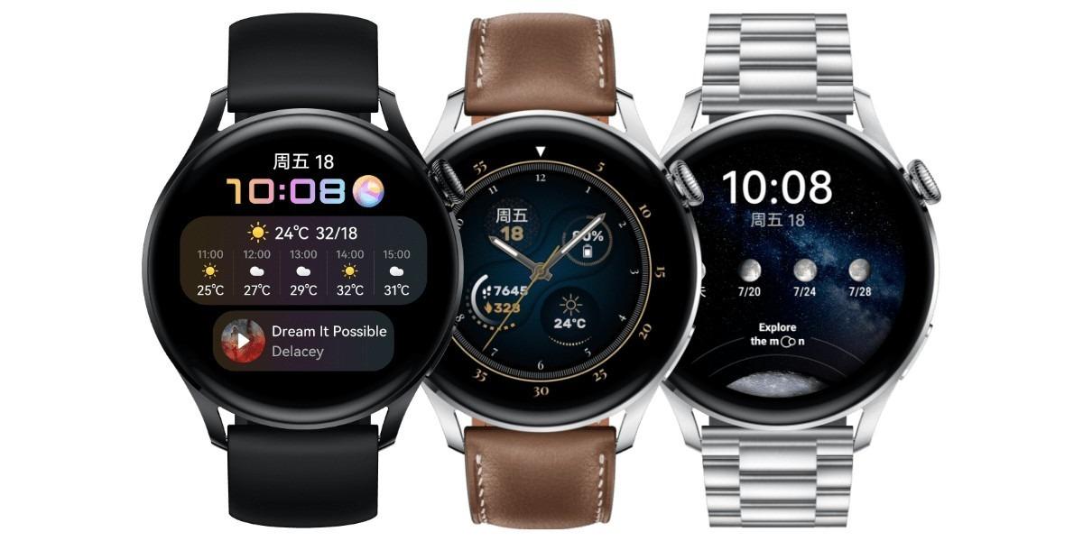 Sforum - Trang thông tin công nghệ mới nhất gsmarena_001 Huawei ra mắt Watch 3 và Watch 3 Pro tại Việt Nam: Hỗ trợ eSIM, hơn 100 chế độ tập luyện, giá chỉ từ 9.9 triệu đồng