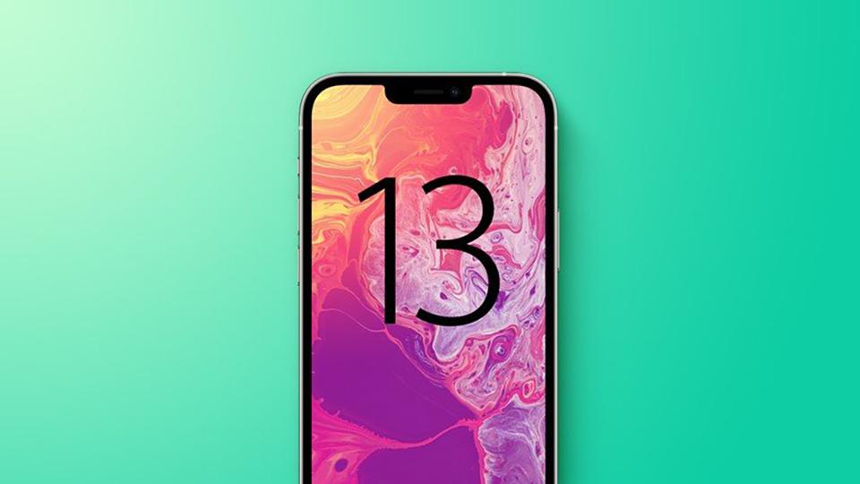 """Sforum - Trang thông tin công nghệ mới nhất iphone-13-teal-with-text Tất cả các mẫu iPhone 13 sẽ có máy quét LiDAR, dòng """"Pro"""" có bộ nhớ trong 1TB"""