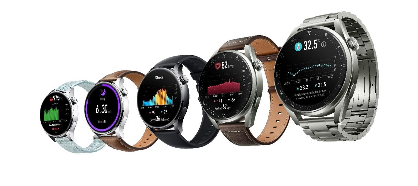 Sforum - Trang thông tin công nghệ mới nhất Picture2 Huawei ra mắt Watch 3 và Watch 3 Pro tại Việt Nam: Hỗ trợ eSIM, hơn 100 chế độ tập luyện, giá chỉ từ 9.9 triệu đồng