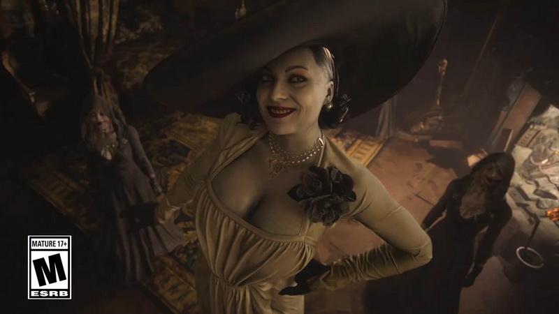 Sforum - Trang thông tin công nghệ mới nhất lady-dimitrescu-1 Lady Dimitrescu của Resident Evil Village được làm ra như thế nào?