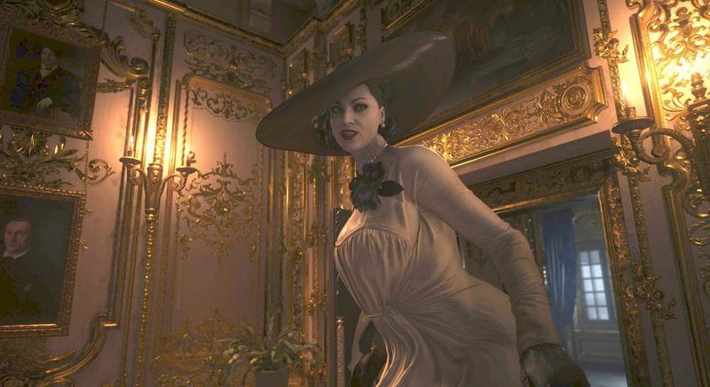 Sforum - Trang thông tin công nghệ mới nhất lady-dimitrescu-5 Lady Dimitrescu của Resident Evil Village được làm ra như thế nào?