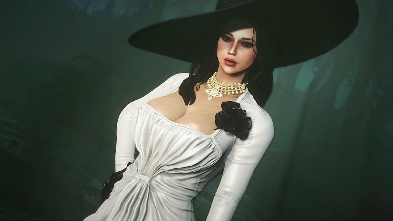Sforum - Trang thông tin công nghệ mới nhất lady-dimitrescu-6 Lady Dimitrescu của Resident Evil Village được làm ra như thế nào?