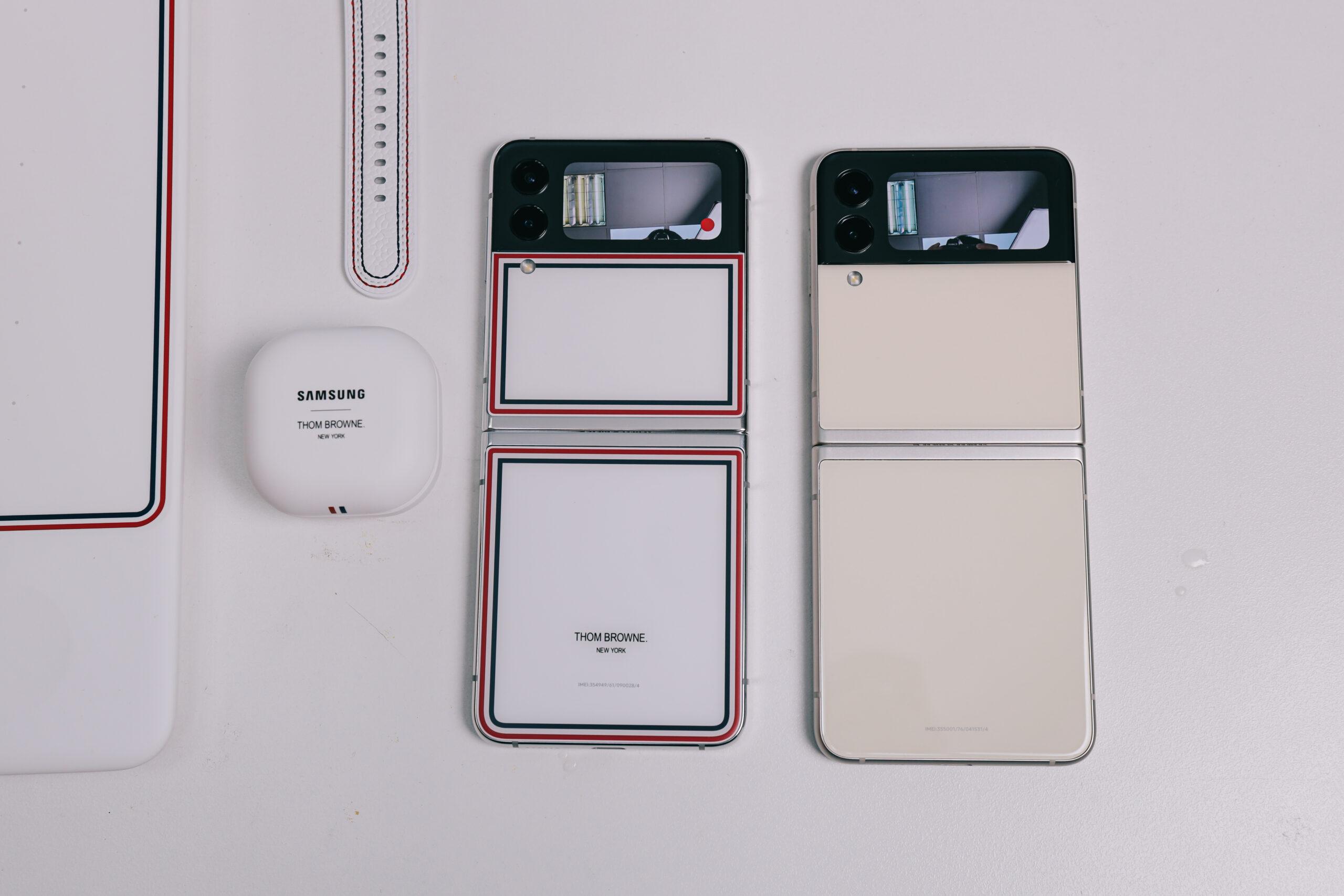 """Sforum - Trang thông tin công nghệ mới nhất 0X4A0255-scaled Mở hộp Galaxy Z Flip3 phiên bản Thom Browne cực """"chanh sả"""": Giá 57 triệu đồng thôi nhưng có tiền cũng không mua được!"""