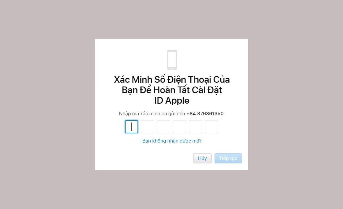 Sforum - Trang thông tin công nghệ mới nhất iCloud02 Hướng dẫn đăng ký iCloud trên web, iPhone và iPad