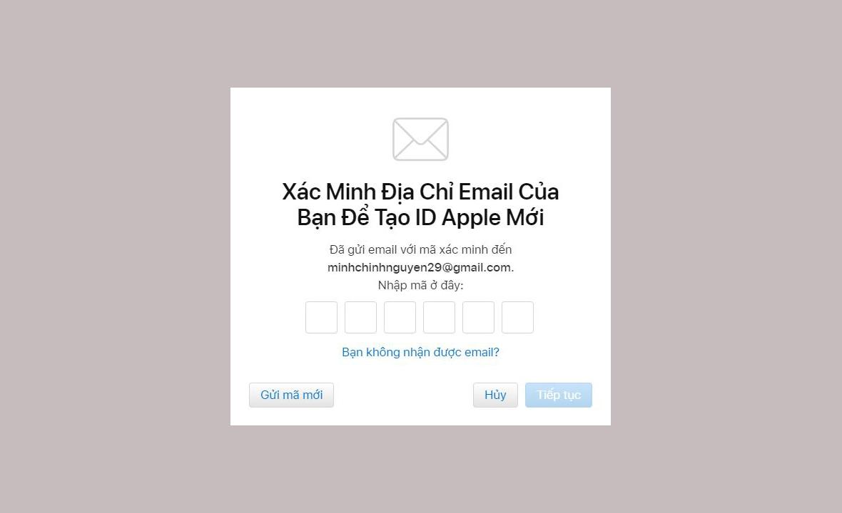 Sforum - Trang thông tin công nghệ mới nhất iCloud7 Hướng dẫn đăng ký iCloud trên web, iPhone và iPad