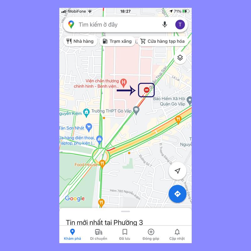 Sforum - Trang thông tin công nghệ mới nhất 2-5 Kiểm tra đường đi mùa dịch với ứng dụng Google Maps