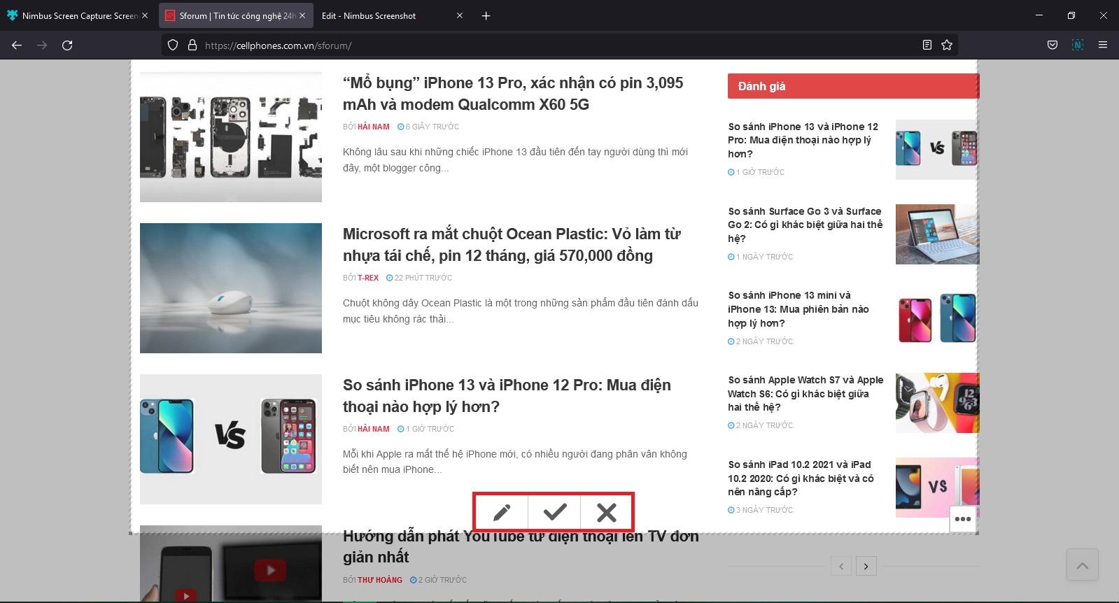 Sforum - Trang thông tin công nghệ mới nhất Screenshot-2021-09-25-182621 Hướng dẫn chụp màn hình toàn trang trên Chrome và Firefox